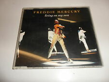 CD  Freddie Mercury  ‎– Living On My Own
