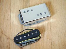 Brandon Wound Custom Guitar Pickup Pair, Wide Range Humbucker & T 60's Series
