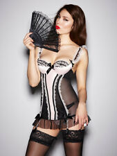 Ann Summers Frou Frou Suspender Cami Sz 12 *In Stock*