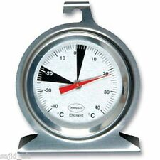 Brannan Premium 50mm Dial Stainless Steel Fridge Freezer Thermometer