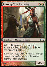 MTG BURNING-TREE EMISSARY - EMISSARIA DI BRUCIA-ALBERO - GTC - MAGIC