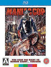MANIAC COP [BLU RAY] NEW & SEALED