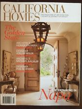 California Homes Golden State Entertaining In Napa Fall 2014 FREE SHIPPING JB