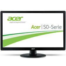 Acer S240HLbid LED-Monitor 24 Zoll Full HD Display 5ms DVI-D