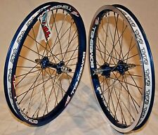 BMX TNT BICYCLE WHEELSET, wheels, BOMBSHELL SL PRO, TNT DERRINGER, 20 inch