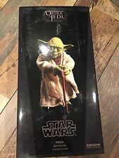 Sideshow Collectibles Yoda Jedi Master  1/6 Scale Figure Star Wars Statue