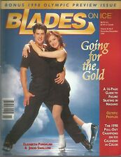 Blades On Ice November December 1997 Olympic Preview/Lu Chen/Jan Hoffman