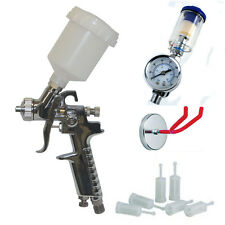 Scratch Doctor HVLP Mini Spray Gun FULL Starter Kit for Smart Paint Repairs etc