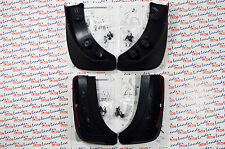 Vauxhall Astra K Estate 2016 On Front & Rear Mudflaps 39049175 Original GM