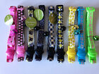 Cat Nylon Collar High Quality US Import Breakaway safety buckle & Bell