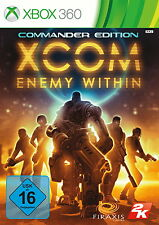 XCOM Enemy Within - Commander Edition - Microsoft Xbox 360 - NEU