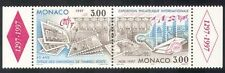 Monaco 1997 Palace/StampEx/Buildings/Architecture/Philately 2v s-t pr (n39297)