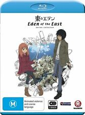 Eden of the East TV Series Collection Blu-ray Disc NEW