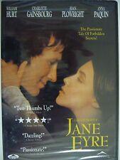 NEW/SEALED - JANE EYRE (DVD, 1996)BASED-BRONTE NOVEL) WILLIAM HURT, ANNA PAQUIN
