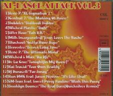 XL-Dance Attack Vol.3 (CD-Sampler, 1998) Neu