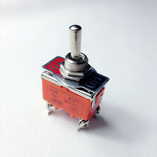 NEW 1pc 4-Pin Toggle ON-OFF Switch 15A 250V