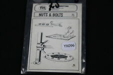 YX096 VP verlinden 1/35 diorama 75 Nuts & Bolts boulon
