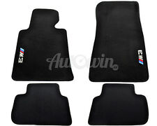 BMW M3 Series E36 Floor mats With M3 Emblem LHD Side with Clips