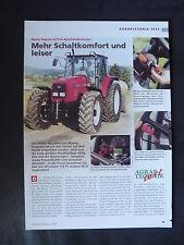 0084) Massey Ferguson 4270-test-prospetto foglio di tecnologia agricola 30/1999