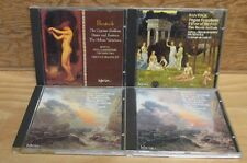 SIR GRANVILLE BANTOCK 4 CD LOT HYPERION ENGLAND DDD RPO HANDLEY