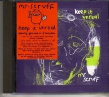 (DH49) Mr Scruff, Keep It Unreal - 1999 CD