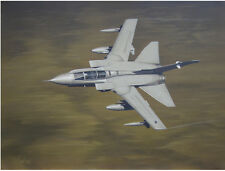 Panavia Tornado GR.4 RAF Jet Aviation Aircraft Plane Painting Art Print