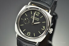 2012 Mens Panerai Radiomir 42MM Manual Wind In-House P.999 SS Watch PAM 337