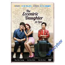 ON SALE!  The Eccentric Daughter-in-Law Korean Drama Excellent English