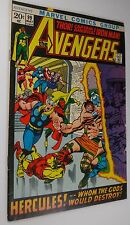 AVENGERS #99 BARRY SMITH CLASSIC VF-