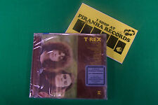 T. Rex Self Titled 45th Anniversary Rock CD NEW Rocktober Piranha Records