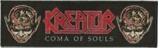 "Kreator ""Coma of Souls"" Stripe  Patch/Aufnähe  601900 #"
