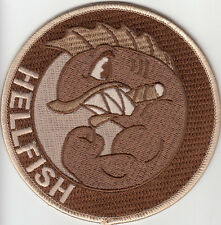 PARCHE THE SIMPSONS ABE`S SIMPSON FLYING HELLFISH DESIERTO DESERT   PATCH