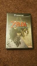 Legend of Zelda: Twilight Princess (Nintendo GameCube, 2006) Complete NTSC-U/C