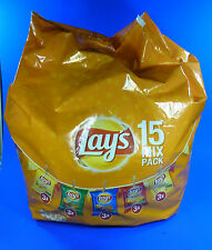LAY'S SMITHS MIX PACK HOLLAND CHIPS 15 X 27,5 GR. PAPRIKA CHEESE ONION BOLOGNESE