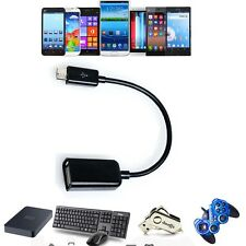 USB sx OTG Adaptor Adapter Cable/Cord For Archos 101-G9 Internet Tablet 43