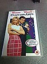 VHS   Down With Love(2003)  Renee Zellweger, Ewan McGregor -  Rom Com