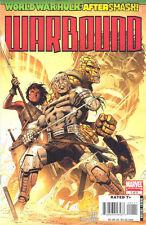 World War Hulk - Aftersmash!: Warbound (2008) #1 of 5