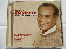Harry Belafonte - American Wintertime a Holiday Album - CD Weihnachten Christmas