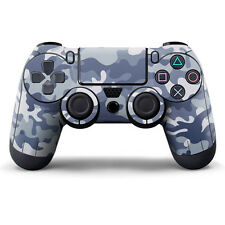 PS4 Controller Decal Sticker Skin - Winter Camo For Dualshock 4 Controller