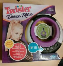 twister dance rave game hasbro