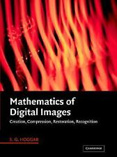 Mathematics of Digital Images: Creation, Compression, Restoration, Rec-ExLibrary