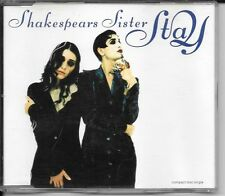 MAXI CD 3 TITRES--SHAKESPEARS SISTER--STAY--1991