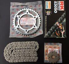 Conjunto de cadenas Kawasaki GPX 600 R, gpx600, ZX 600 C, GPZ 600, gpz600, 15-39-102, nuevo