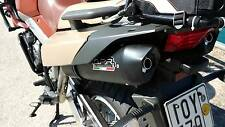 Aprilia Caponord ETV1000 Exhausts Furore Nero by GPR Exhausts Made in Italy