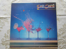 SAD CAFE - ORIGINAL 1980 RCA RECORDS STUDIO ALBUM VINLY RECORD SADLP4