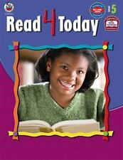 Read 4 Today, Grade 5 by Carson-Dellosa Publishing Staff (2005, Paperback)