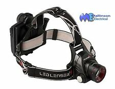 LedLenser High Power H14.2 Led Lenser Head Torch