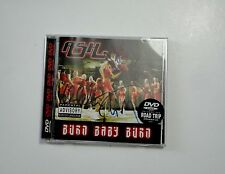 Ash Irish Band Burn Baby Burn Signed Autographed Limited Edition Road Trip DVD