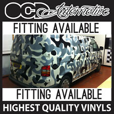 VAN / LARGE 4X4 CAMO CAMOUFLAGE GRAPHICS DECALS KIT