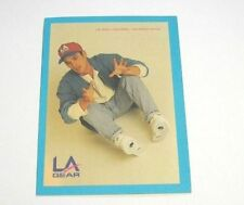 ADESIVO anni '90 vintage / Old Sticker LUKE PERRY DYLAN BEVERLY HILLS (cm 8 x11)